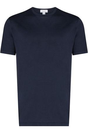 Sunspel Men Short Sleeve - Classic short-sleeve T-shirt