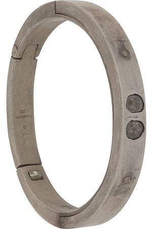 PARTS OF FOUR Sistema diamond-accents bracelet - Metallic