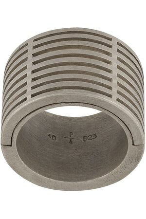 PARTS OF FOUR Rings - Sistema wide band ring