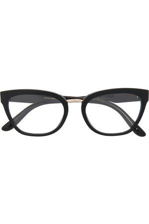 Dolce & Gabbana Oval-frame glasses