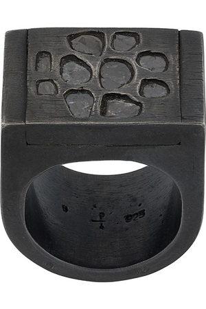 Parts of Four Rings - Kadia Mega Pavé cocktail ring