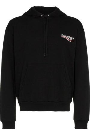 Balenciaga Logo printed hoodie
