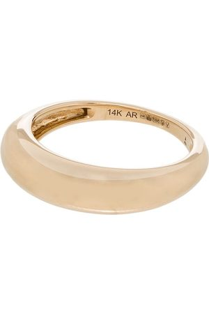 Adina Reyter Women Rings - 14kt yellow polished stackable ring