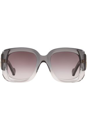 Balenciaga BB0069S square-frame sunglasses - Grey