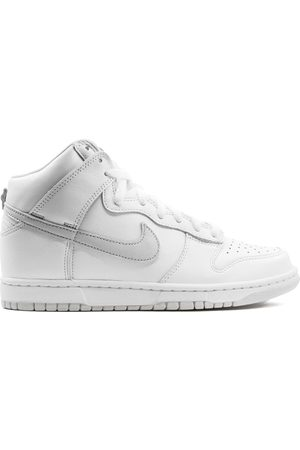 """Nike Dunk High SP """"Pure Platinum"""" sneakers"""