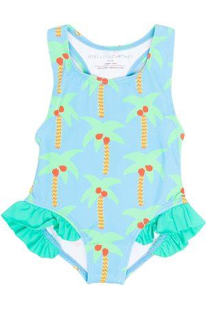 Stella McCartney Palm tree-print swimsuit