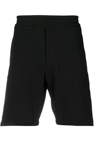 Alexander McQueen Side-panel shorts