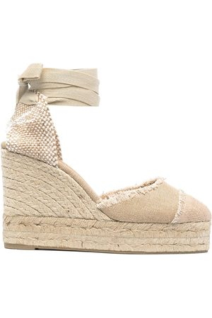 Castaner Catalina espadrille pumps - Neutrals