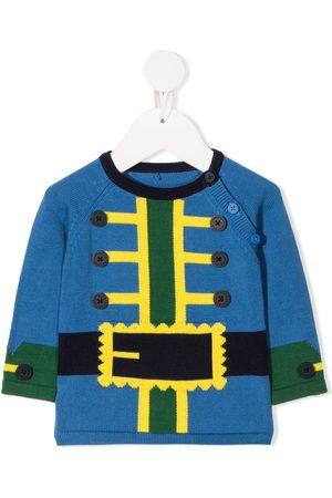 Stella McCartney Colour-block knitted jumper