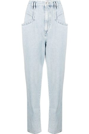 Isabel Marant Nadeloisa high-waisted jeans
