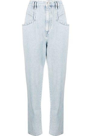 Isabel Marant Padeloisasr high-waisted jeans