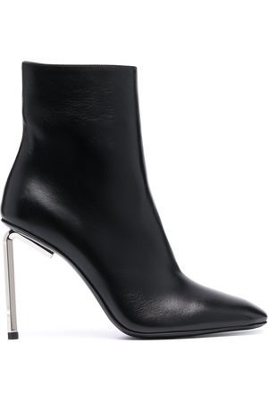 OFF-WHITE Women Ankle Boots - Allen high-heel ankle boots