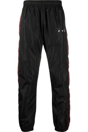 OFF-WHITE Men Sweatpants - Logo tape track pants