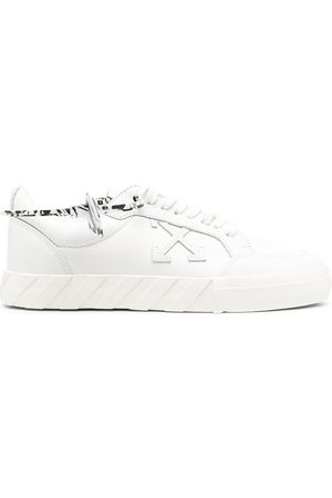 OFF-WHITE Vulcanised low-top sneakers