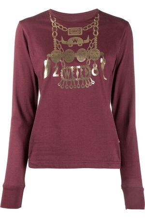 WALTER VAN BEIRENDONCK Headhunter long-sleeve T-shirt