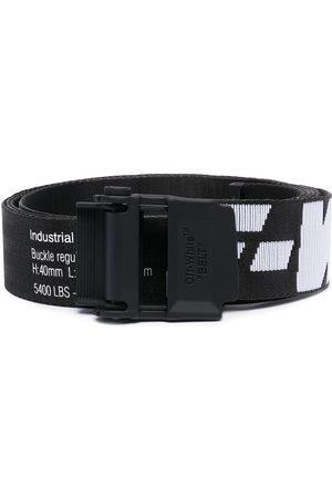 OFF-WHITE 2.0 Industrial logo-print belt
