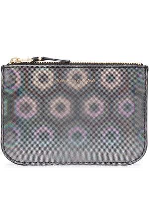 Comme des Garçons Wallets - Geometric zipped wallet