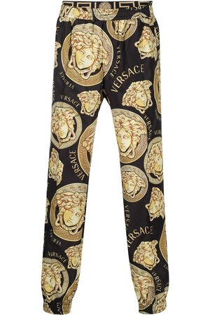 VERSACE Graphic-print track pants