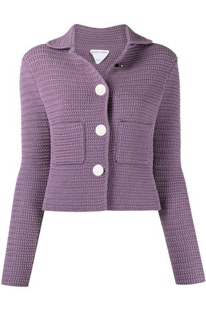 Bottega Veneta Knitted button-front cardigan