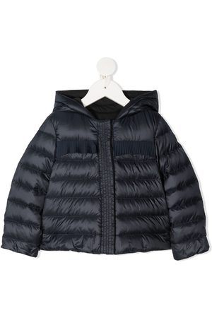 Moncler Puffer Jackets - Hooded puffer jacket
