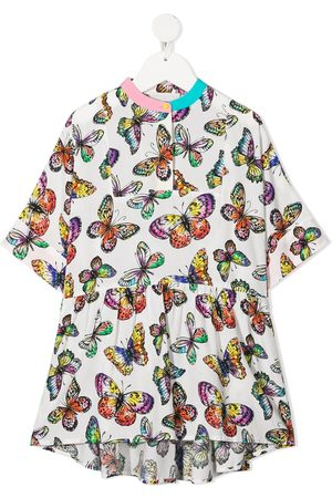 Stella McCartney Butterfly-print dress