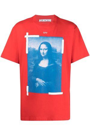 OFF-WHITE Mona Lisa T-shirt