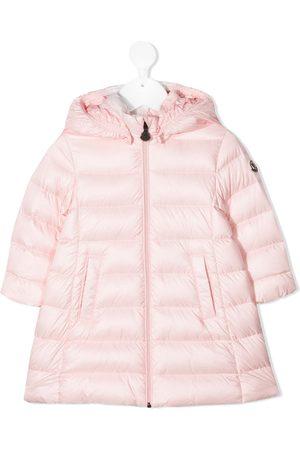 Moncler Majeure long down-padded jacket