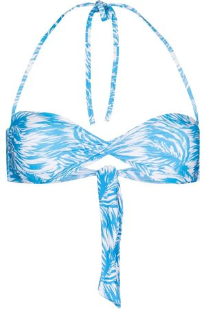 Melissa Odabash Lyon Splash bikini top
