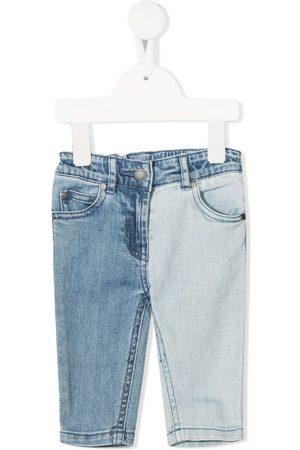 Stella McCartney Butterfly motif jeans
