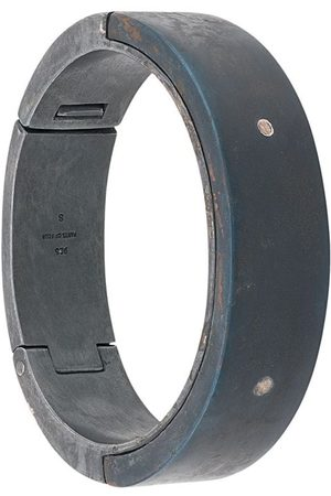 PARTS OF FOUR Sistema industrial finish cuff - Grey