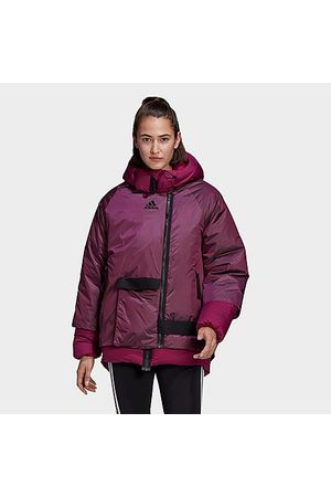 adidas Women Jackets - Women's Outerior COLD. RDY Down Jacket in Size X-Small Polyester