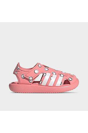 adidas Girls Sandals - Girls' Little Kids' Swimming Water Sandals in Size 1.0