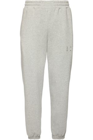 McQ Icon Zero Logo Cotton Sweatpants