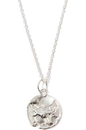 Alighieri Aries Sterling- Necklace - Mens