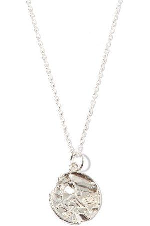 Alighieri Aquarius Sterling- Necklace - Mens