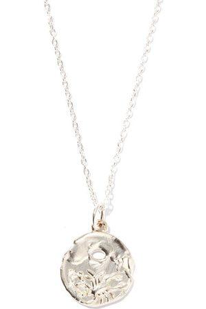 Alighieri Scorpio Sterling- Necklace - Mens