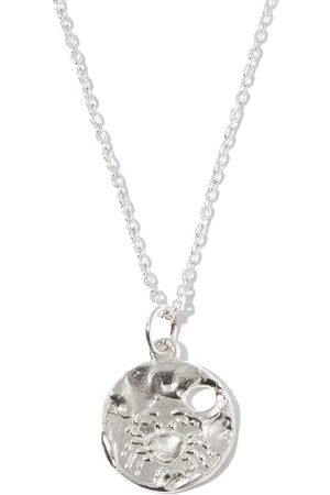 Alighieri Cancer Sterling- Necklace - Mens