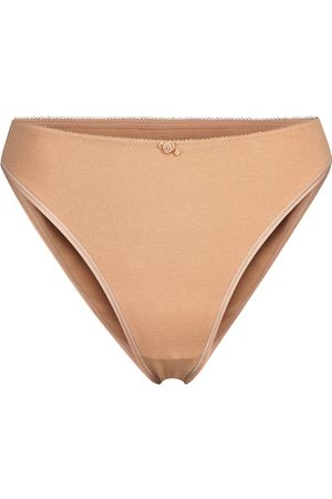 SKIMS Women's Pointelle Logo Briefs