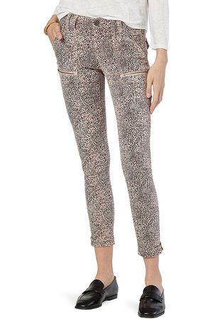 Joie Women's Park Printed Skinny Pants - - Size 27 (4)