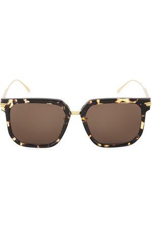 Bottega Veneta Women's 57MM Square Sunglasses
