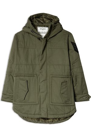 Zadig & Voltaire Boys' Dean Hooded Parka - Little Kid, Big Kid