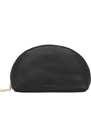 Whistles Nina Leather Cosmetic Bag