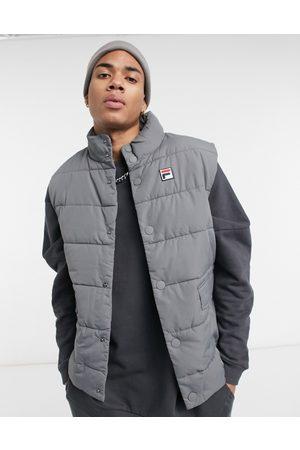 Fila Padded vest in gray