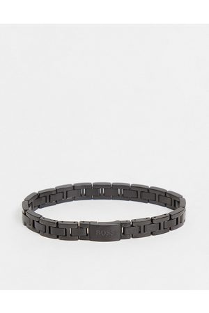 HUGO BOSS Stainless steel bracelet in