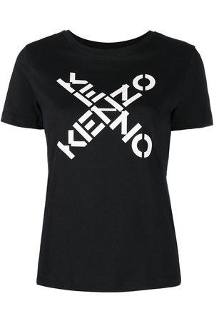 Kenzo Women T-shirts - Big X logo T-shirt