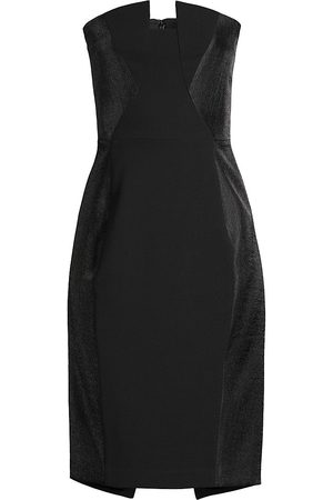Black Halo Women's Lena Sheath Dress - - Size 4