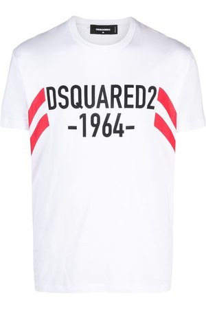 Dsquared2 Men T-shirts - Logo print T-shirt