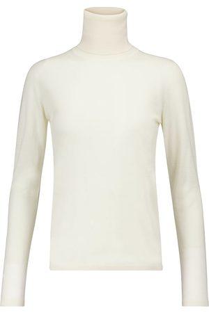 Max Mara Candore virgin wool turtleneck sweater