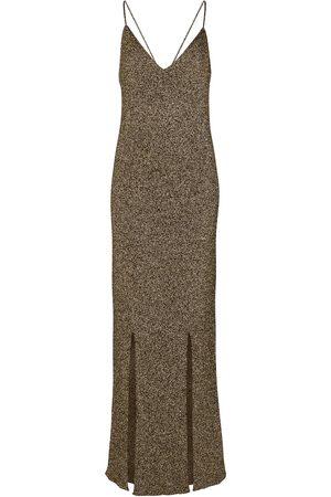 Ganni Women Casual Dresses - Stretch-knit slip dress