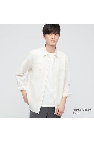 UNIQLO Short Sleeve - Supima- Cotton Crew Neck Short-Sleeve T-Shirt, , XXL